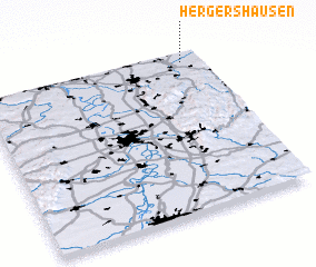 3d view of Hergershausen