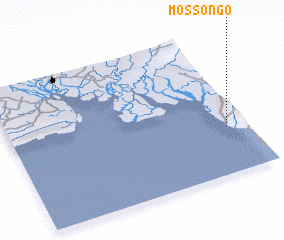 3d view of Mossongo