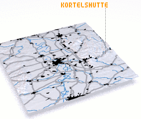 3d view of Kortelshütte