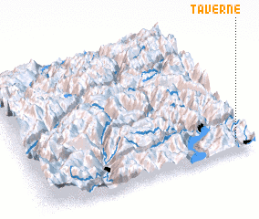 3d view of Taverne