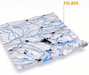 3d view of Felben