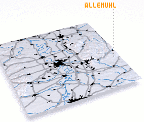 3d view of Allemühl