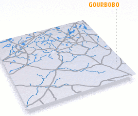 3d view of Gourbobo