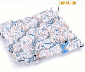 3d view of Campliun