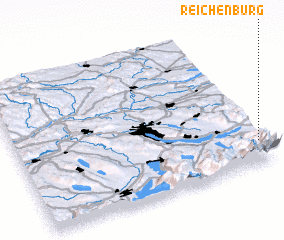 3d view of Reichenburg