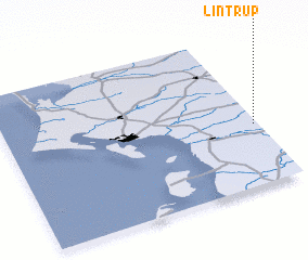 3d view of Lintrup