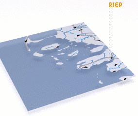 3d view of Riep