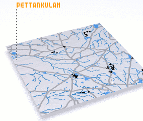 3d view of Pettankulam
