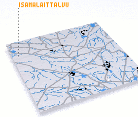 3d view of Isamalaittalvu