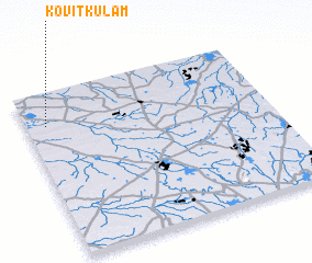 3d view of Kovitkulam