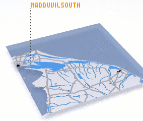 3d view of Madduvil South