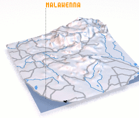 3d view of Malawenna
