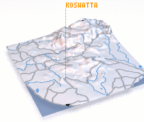 3d view of Koswatta