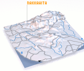 3d view of Nakkawita