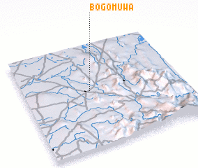 3d view of Bogomuwa