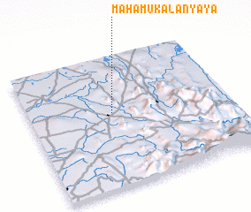 3d view of Maha Mukalanyaya
