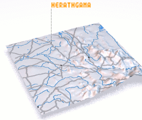 3d view of Herathgama