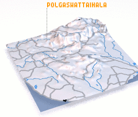 3d view of Polgaswatta Ihala