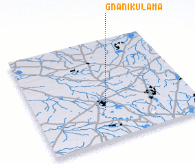 3d view of Gnanikulama