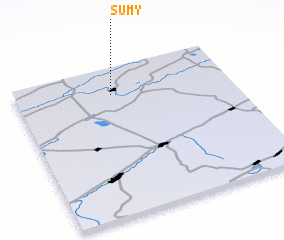 3d view of Sumy