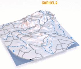 3d view of Ganhela