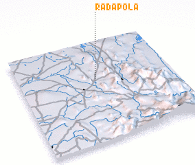 3d view of Radapola