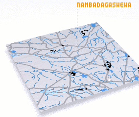 3d view of Nambadagaswewa