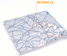 3d view of Mayamulla