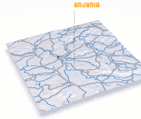 3d view of Anjania