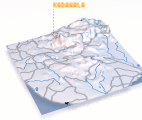 3d view of Kadawala
