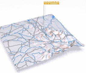 3d view of Wawinna