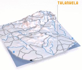 3d view of Talanwela