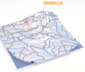 3d view of Udumulla