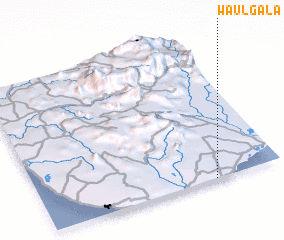 3d view of Waulgala
