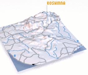 3d view of Koswinna