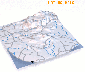 3d view of Kotuwalpola