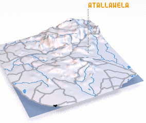 3d view of Atallawela
