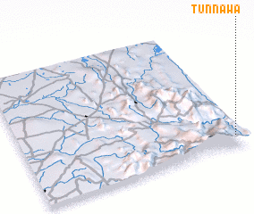 3d view of Tunnawa