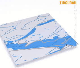 3d view of Tingunak