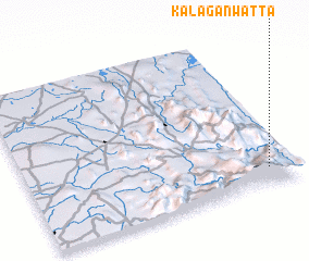3d view of Kalaganwatta