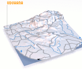 3d view of Uduwana