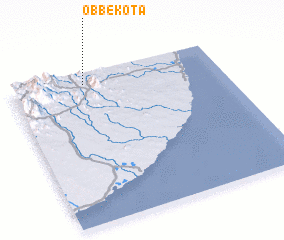 3d view of Obbekota