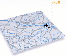 3d view of Jhūsi