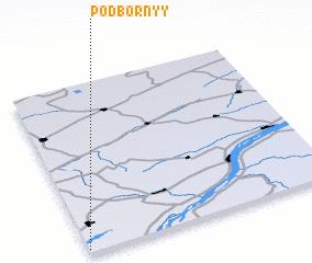 3d view of Podbornyy
