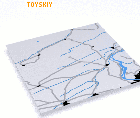 3d view of Toyskiy