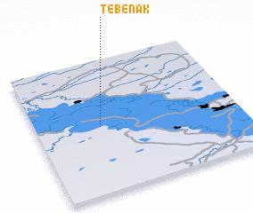 3d view of Tebenak