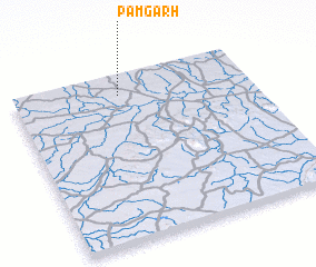 3d view of Pāmgarh