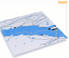 3d view of Sugot
