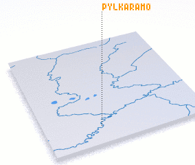 3d view of Pyl\