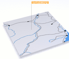 3d view of Androsova